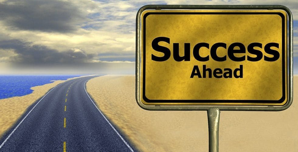 Success ahead in a changing social world